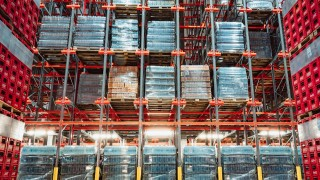 Racking Systems for Pallets