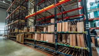 Storage Systems for Pallets