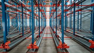 Radio Shuttle Racking System STAMH