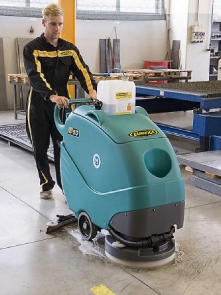 Професионална почистваща техника