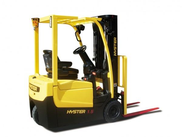 3 wheel electric trucks Hyster A1.3-1.5XNT 6