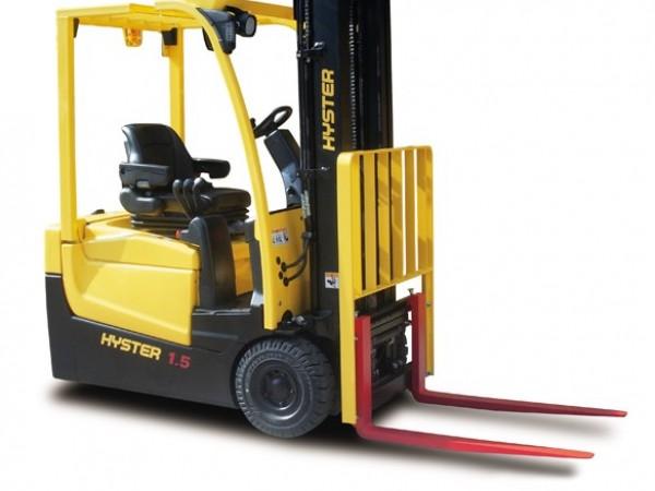 3 wheel electric trucks Hyster A1.3-1.5XNT 7