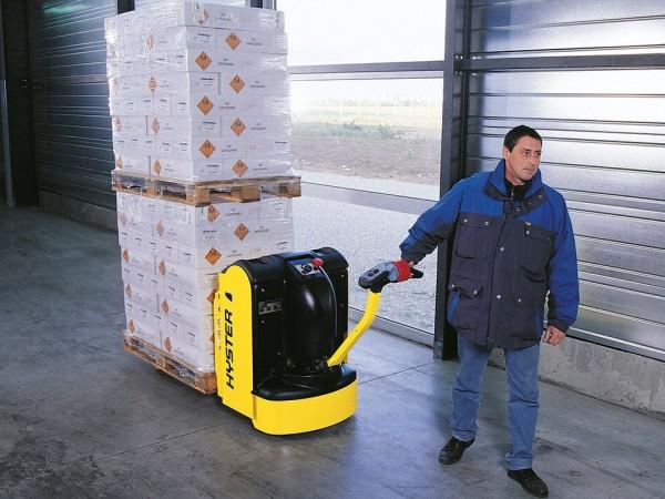 Тежкотоварна електрическа количка Hyster P2.5-3.0 1