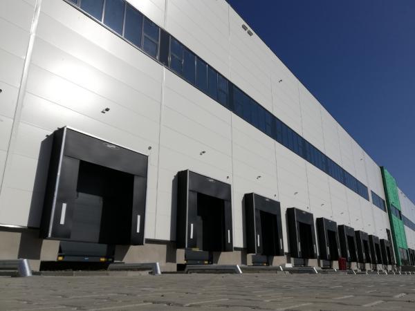 Logistics base and warehouse Orbico | Cordeel
