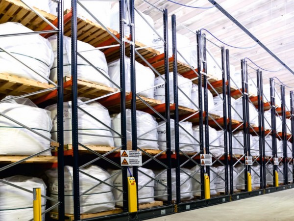Mobile racking system 25