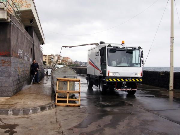 Миеща машина за улици DULEVO 6000 Hydro 5