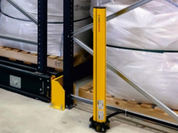 Mobile racking system 30