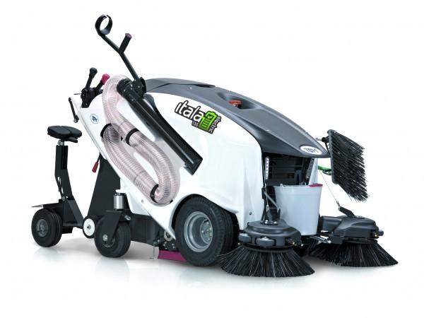 Electric street sweeper TSM ITALA 135 9