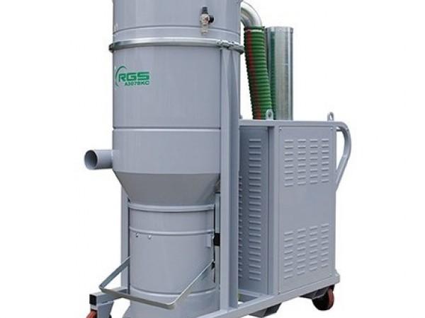 Three phase industrial vacuum cleaner RGS 20kW 1