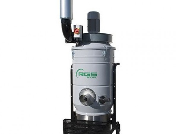 Three phase industrial vacuum cleaner RGS A33FL A337 1