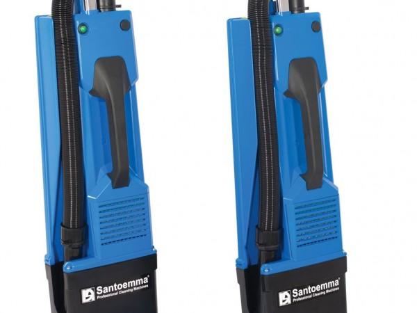 Upright vacuum cleaners Santoemma BT350 BT450 1