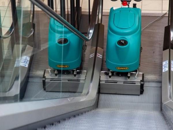 Escalator cleaner EUREKA EC52 1