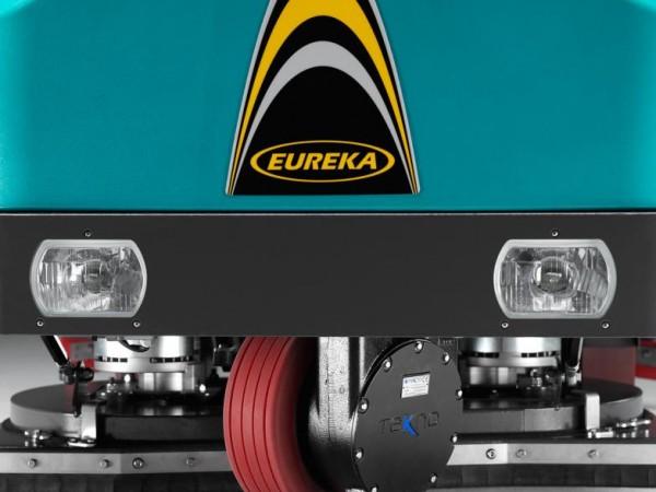 Ride-on scrubber-dryer EUREKA E110-D ECO 11