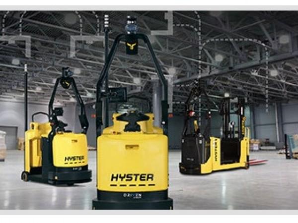 HYSTER Robotics AGV 1