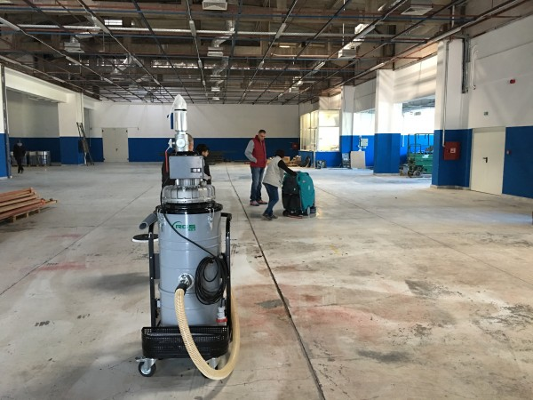 Industrial vacuum cleaner RGS A21M A22M A63M 7