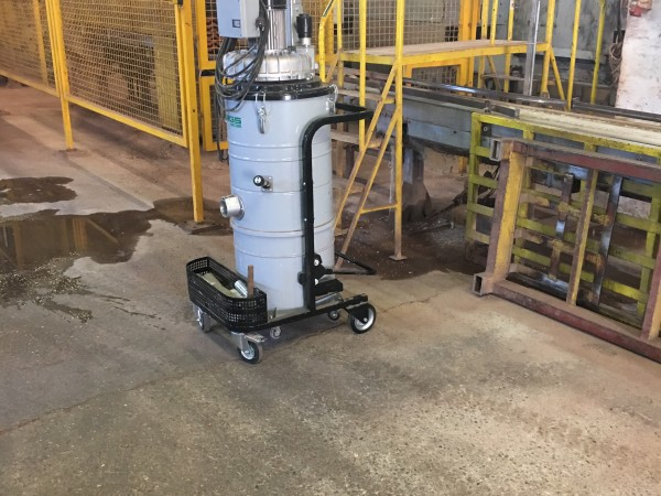 Industrial vacuum cleaner RGS A21M A22M A63M 6