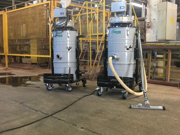 Industrial vacuum cleaner RGS A21M A22M A63M 5