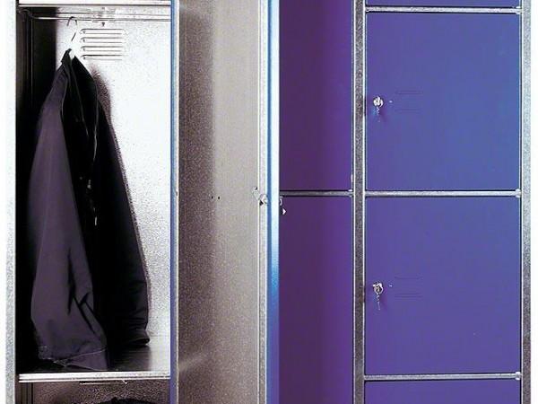 Lockers 8