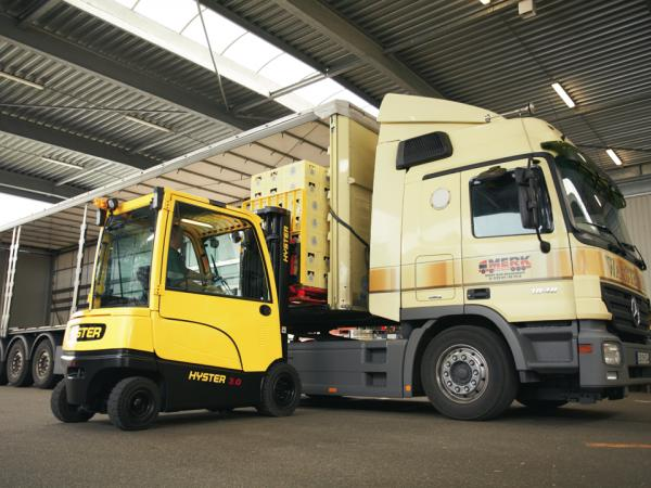 4 wheel electric trucks Hyster J1.6-2.0XN 1