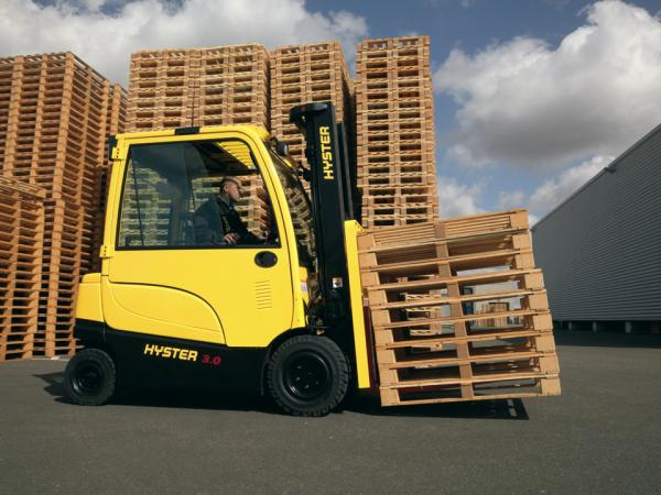 4 wheel electric trucks Hyster J1.6-2.0XN 16
