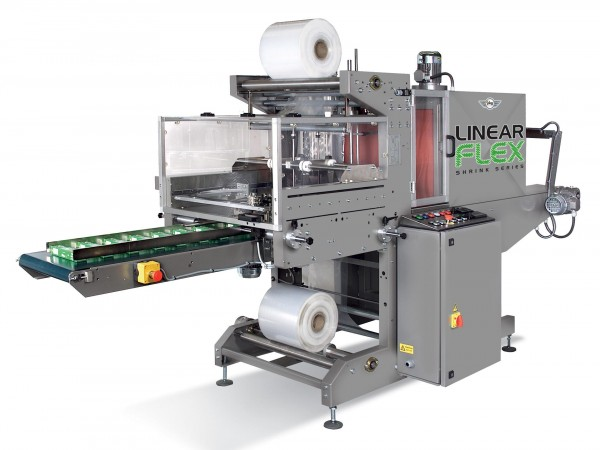 Srink wrapping machine PKG LINEARFLEX 1