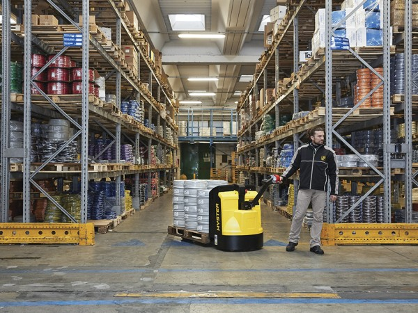 Electric pallet trucks Hyster 1