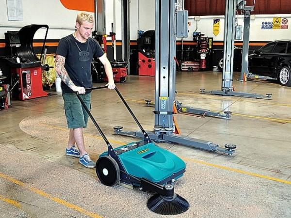 Manual sweeper EUREKA Picobello 101 151_1