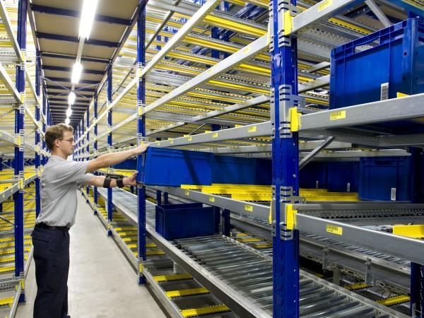 Carton Flow storage system 12