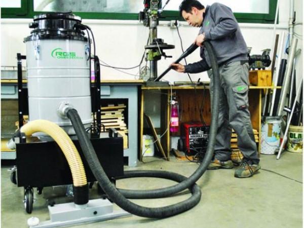 Battery industrial vacuum cleaners RGS 5