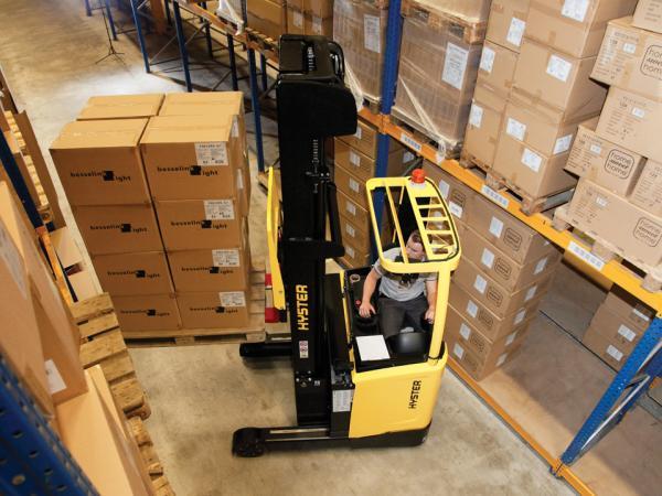 Reach trucks Hyster R1.0-1.4E 1