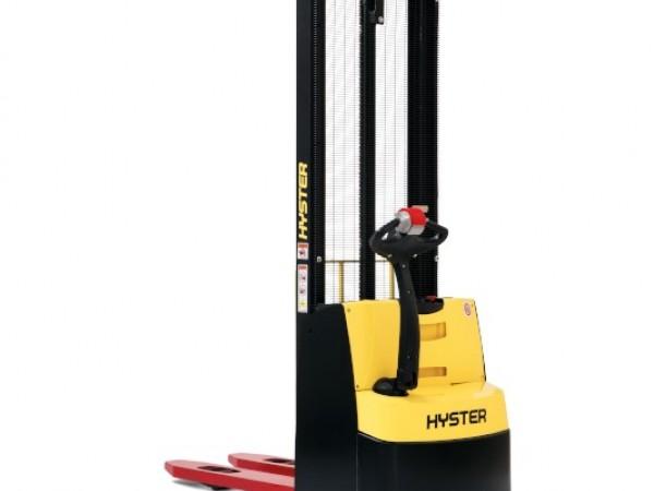 Ръчноводим стакер Hyster S1.0-1.2E 1