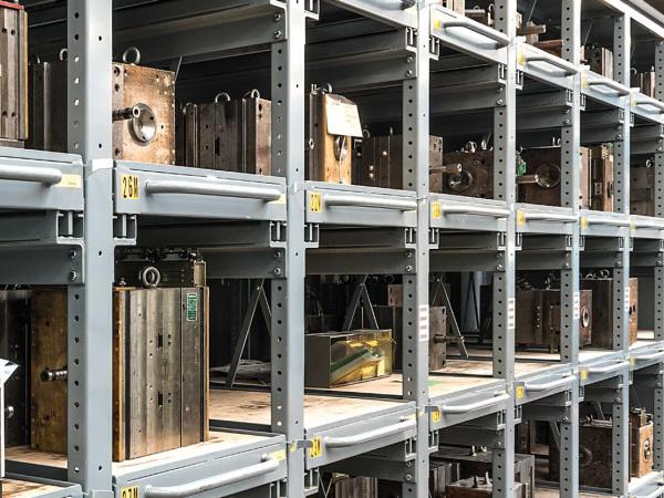 Racking and shelving systems 4