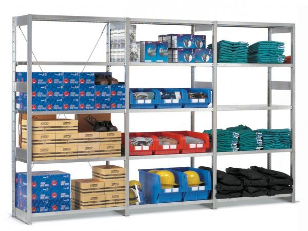 Racking and shelving systems 6