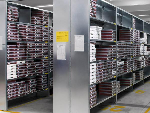 Racking and shelving systems 8
