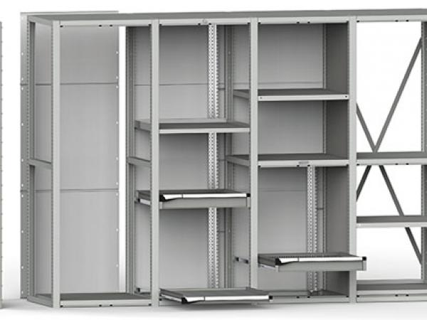 Racking and shelving systems 9