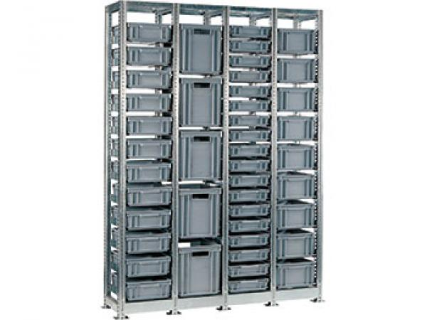Racking and shelving systems 11