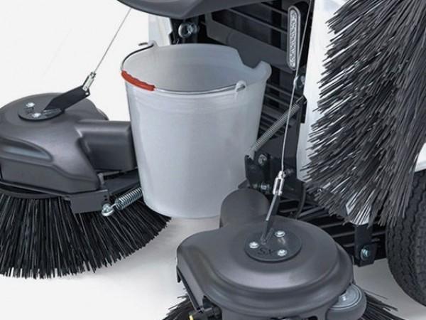 Electric street sweeper TSM ITALA 135 10