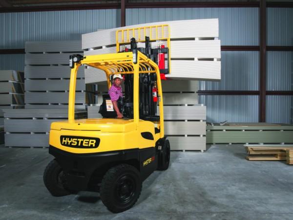 4 wheel electric trucks Hyster J4.0-5.5XN 3