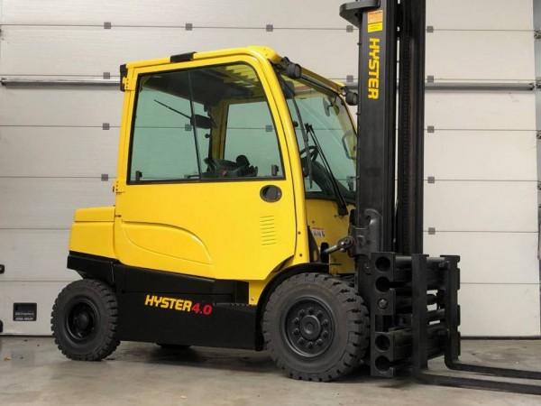 4 wheel electric trucks Hyster J4.0-5.5XN 1