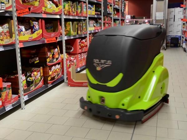 Autonomous cleaning machines 1
