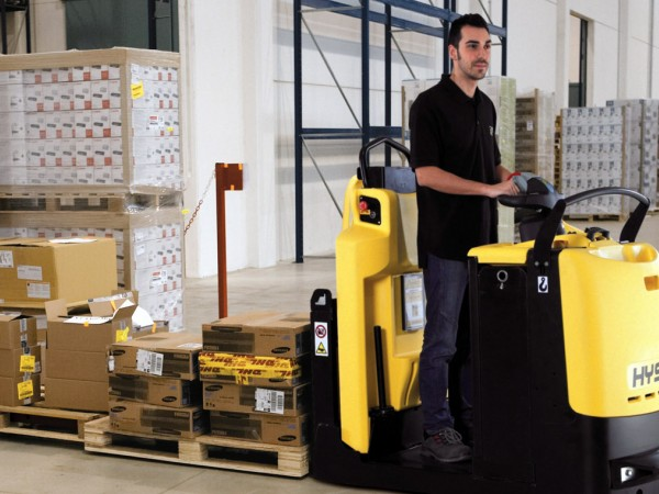 Order pickers Hyster 1