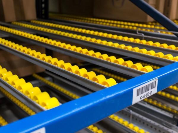 Carton Flow storage system 7