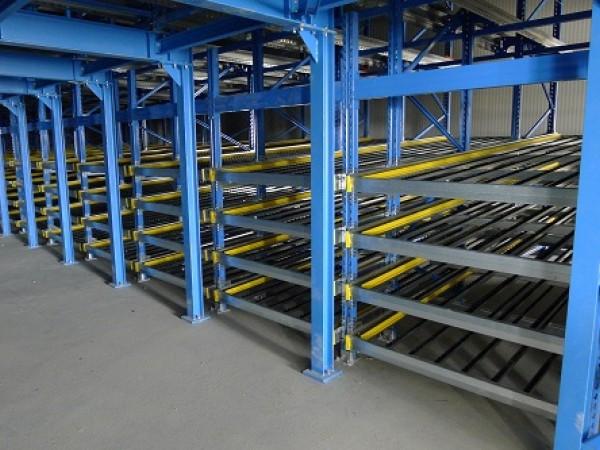 Carton Flow storage system 11