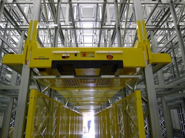 Radio Shuttle storage system 5