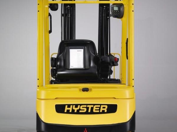 4 wheel electric trucks Hyster J1.6-2.0XN 12