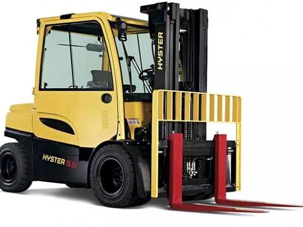 4 wheel electric trucks Hyster J4.0-5.5XN 7
